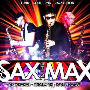 SAX TO THE MAx300x300