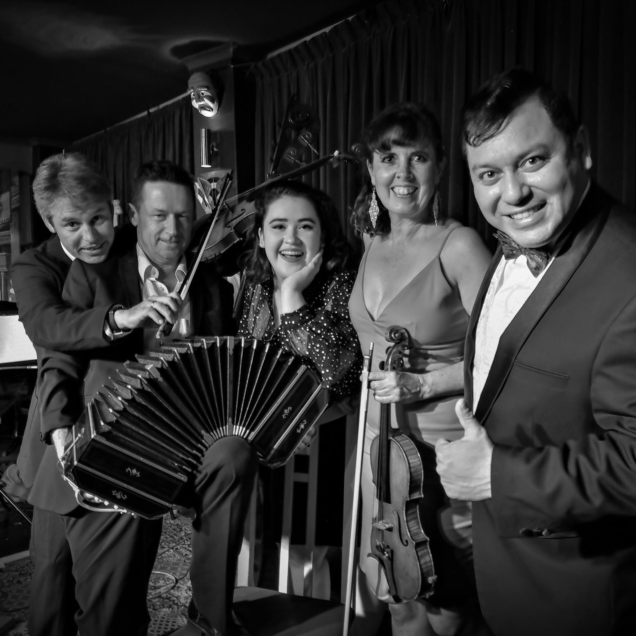 Daniel Rojas & Orquesta La Luna Tango
