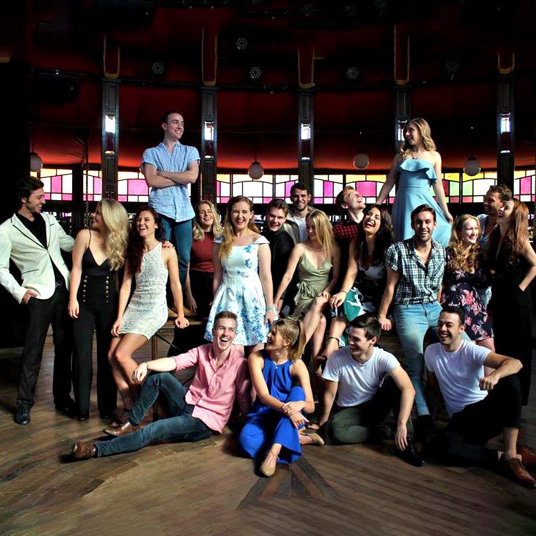 WAAPA Music Theatre Class of 2018 Cabaret: A Night In