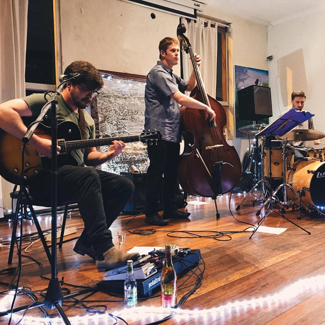 Brady//Donkin//Phipps + Broadland Trio