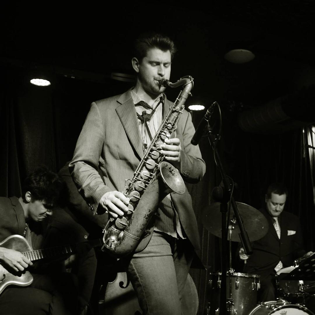 Michael Gordon Swingin' Quartet
